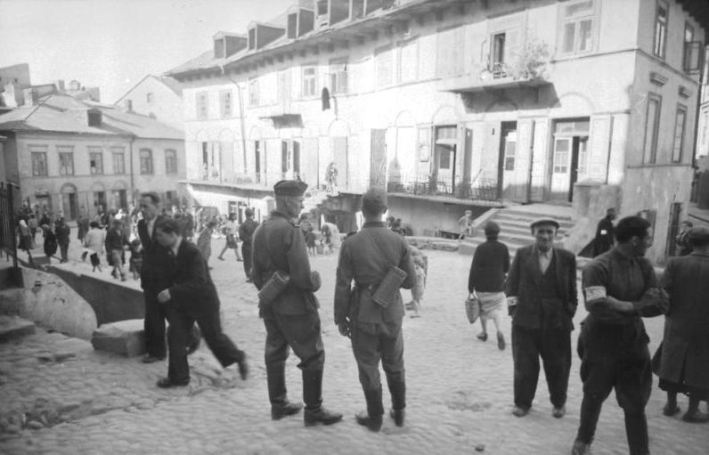 Felix Is Transferred To Lublin Ghetto