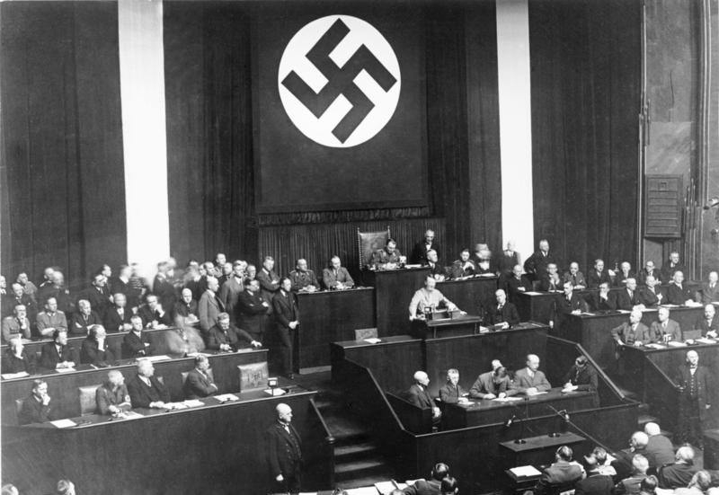 Adolf Hitler Becomes Chancellor Of Germany