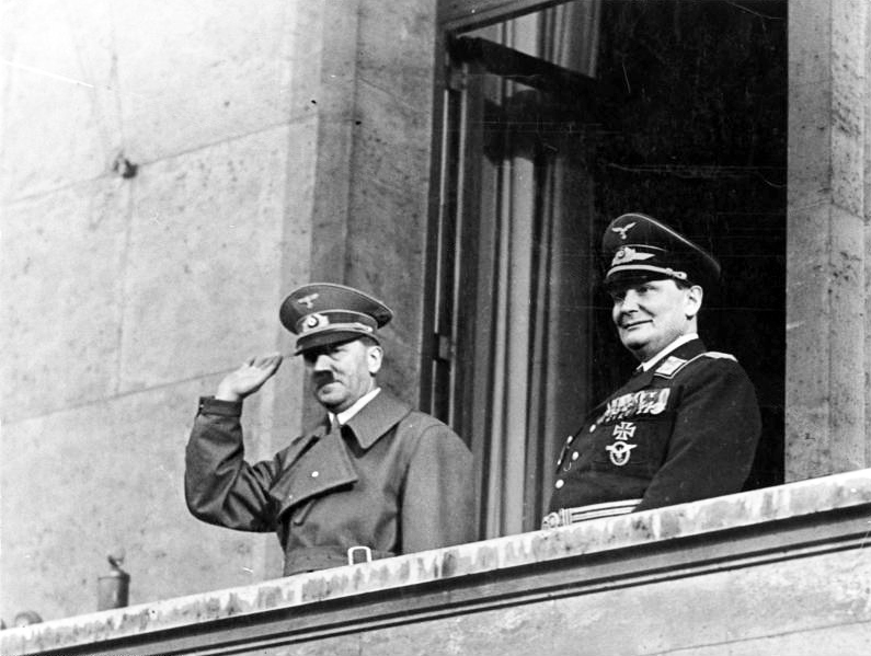 Hermann Göring Warns All Jews To Leave Austria