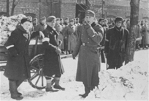 Bluma Is Transferred To Czestochowa Ghetto