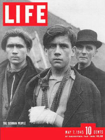 Life Magazine's 1945 Report On The German People